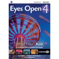Диск Eyes Open Level 4 Presentation Plus DVD-ROM