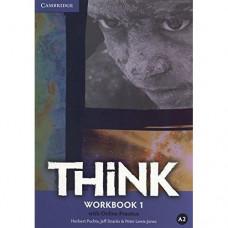 Рабочая тетрадь Think 1 (A2) Workbook with Online Practice