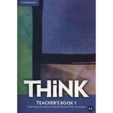 Книга для учителя Think 1 (A2) Teacher's Book