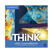 Диски Think 1 (A2) Class Audio CDs (3)