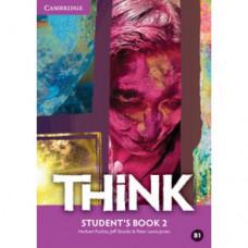 Учебник английского языка Think 2 (B1) Student's Book