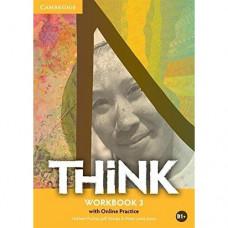 Рабочая тетрадь Think 3 (B1+) Workbook with Online Practice
