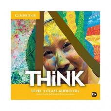 Диски Think 3 (B1+) Class Audio CDs (3)