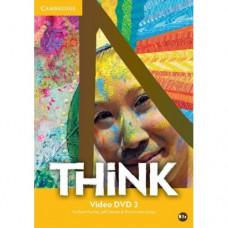 Диск Think 3 (B1+) Video DVD
