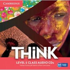 Диски Think 5 (C1) Class Audio CDs (3)