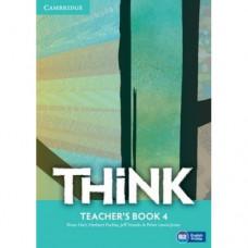 Книга для учителя Think 4 (B2) Teacher's Book