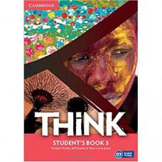 Учебник английского языка Think 5 (C1) Student's Book