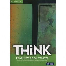 Книга для учителя Think Starter (A1) Teacher's Book