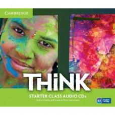 Диски Think Starter (A1) Class Audio CDs (3)