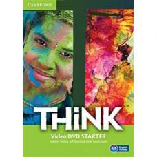 Диск Think Starter (A1) Video DVD