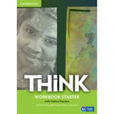 Рабочая тетрадь Think Starter (A1) Workbook with Online Practice