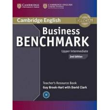 Книга для учителя Business Benchmark (Second Edition) BEC Vantage Upper-Intermediate  Teacher's Resource Book