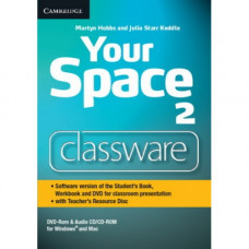 Диск Your Space Level 2 Classware DVD-ROM with Teacher's Resource Disc