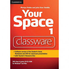 Диск Your Space Level 1 Classware DVD-ROM with Teacher's Resource Disc