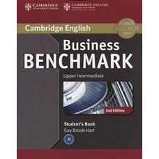 Учебник Business Benchmark (Second Edition) BEC Vantage   Upper-Intermediate  Student's Book