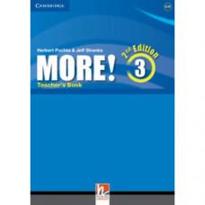 Книга для учителя More! (2nd edition) 3 Teacher's Book