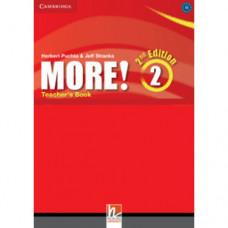 Книга для учителя More! (2nd edition) 2 Teacher's Book