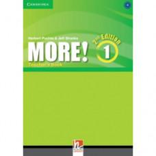Книга для учителя More! (2nd edition) 1 Teacher's Book