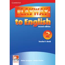 Книга для учителя Playway to English 2nd Edition 2 Teacher's Book
