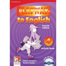 Книга для учителя Playway to English 2nd Edition 4 Teacher's Book