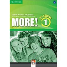 Рабочая тетрадь More! (2nd edition) 1 Workbook