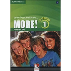 Диски More! (2nd edition) 1 Audio CDs (3)