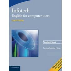 Книга для учителя   Infotech 4th Edition English for computer users Teacher's Book