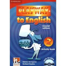 Рабочая тетрадь Playway to English 2nd Edition 2 Activity Book