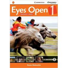 Книга для учителя Eyes Open Level 1 Teacher's Book