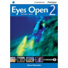 Книга для учителя Eyes Open Level 2 Teacher's Book