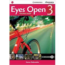 Книга для учителя Eyes Open Level 3 Teacher's Book