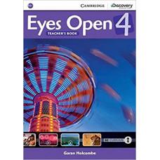 Книга для учителя Eyes Open Level 4 Teacher's Book