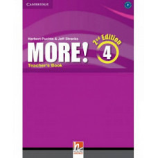 Книга для учителя More! (2nd edition) 4 Teacher's Book