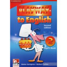 Учебник Playway to English 2nd Edition 2 Pupil's Book
