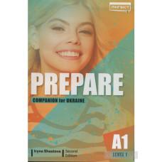 Cambridge English Prepare! 2nd Edition Companion for Ukraine