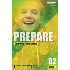 Cambridge English Prepare! 2nd Edition 7 Companion for Ukraine