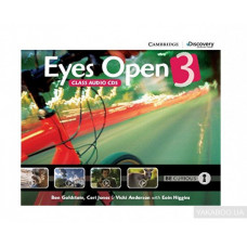 Диски Eyes Open Level 3 Class Audio CDs (3)