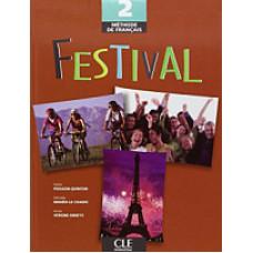 Учебник Festival 2 Livre de l'élève