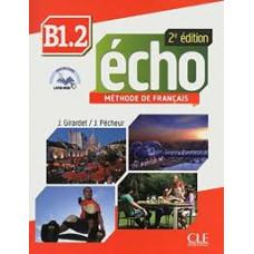 Учебник Echo B1.2 - 2e édition Livre + DVD-Rom + livre-web