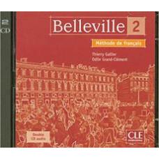 Диски Belleville 2 CD audio