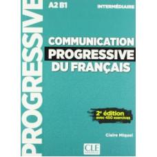 Учебник Communication progressive du français (2e Édition) Intermédiaire Livre + CD audio