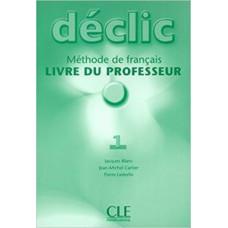 Книга для учителя Déclic 1 Guide pédagogique
