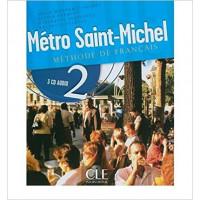 Диски Metro Saint-Michel 2 CD audio classe (3)