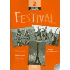 Рабочая тетрадь Festival 2 Cahier d'exercices