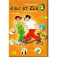 Диски Alex et Zoe 2 CD Audio pour la classe