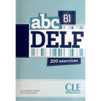 ABC DELF B1, LIVRE + MP3 CD + CORRIGÉS ET TRANSCRIPTIONS