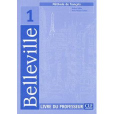Книга для учителя Belleville 1 Guide pedagogique