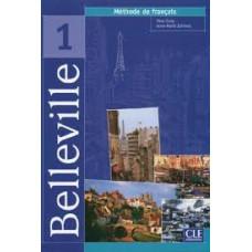 Учебник Belleville 1 Livre de L`eleve