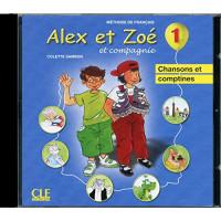 Диски Alex et Zoe 1CD Audio Individuelle