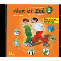 Диски Alex et Zoe 2 CD Audio Individuelle